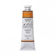M Graham Acrylic 59ml Tube Cadmium Orange