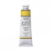 M Graham Acrylic 59ml Tube Cadmium Yellow