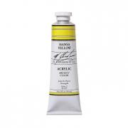 M Graham Acrylic 59ml Tube Hansa Yellow