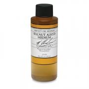 M. Graham 4 Oz. Walnut Alkyd Oil Medium