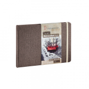 Hahnemuhle Toned Watercolor Book 200gsm Beige A6 Landscape