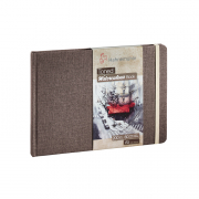 Hahnemuhle Toned Watercolor Book 200gsm Beige A5 Landscape