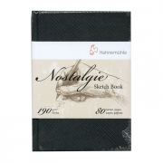 "Hahnemühle  Nostalgie Sketchbook A6 Portrait 4.1"" x 5.8"""