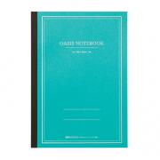 Itoya Profolio Oasis B5 Wintergreen Notebook