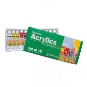 Set of 12 Jackson Acrylics 12ml