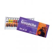 Set of 12 Jackson Gouache12ml