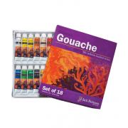 Set of 18 Jackson Gouache12ml