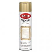 Krylon Metallic Spray Paint 18 kt. Gold 8oz
