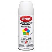 Krylon Spray Paint Glossy White 12oz