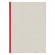 Binderboard Sketchbook 8.25x11.75 - Red 144pgs