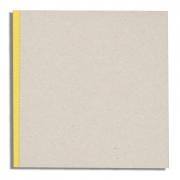 Binderboard Sketchbook 8.25x8.25 - Yellow 144pgs