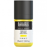 Liquitex Acrylic Gouache 59ml Bottle Primary Yellow