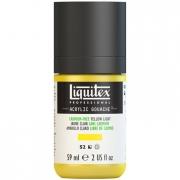 Liquitex Acrylic Gouache 59ml Bottle Cadmium-Free Yellow Light