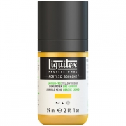 Liquitex Acrylic Gouache 59ml Bottle Cadmium-Free Yellow Medium