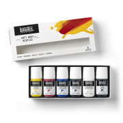 Professional Soft Body - 6 x 59ml Set - Mixing