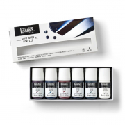 Professional Soft Body - 6 x 59ml Set - Muted Collection + W