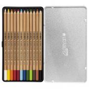 Lyra Polycolor Artist's Pencils Set/12 Metal TIn