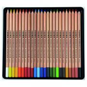 Polycolor Artists Pencils 24 Box Tin Set