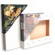 "Masterpiece Monet Monterey Stretched Canvas 7 oz 4"" x 4"" Case of 3"