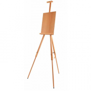 Mabef Field Easel w/Adjustable Panel