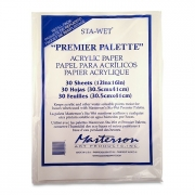 Masterson Sta-Wet Acrylic Paper Refill  for Sta-Wet Palette