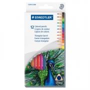 Staedtler Triangular Color Pencil Set 12 Color