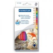 Staedtler Triangular W/C Pencil Set 12 Color