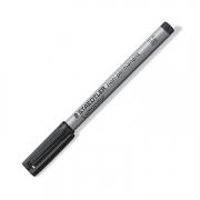 Lumocolor Marker Black Fine Non-Permanent