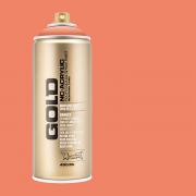 Montana Gold Spray Acrylic Paint Shrimp Dark 400ml
