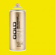 Montana Gold Spray Acrylic Paint Brimstone 400ml