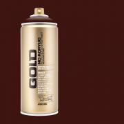 Montana Gold Spray Acrylic Paint Black Red 400ml