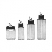 Iwata Bottle Set 1 oz Crystal Clear