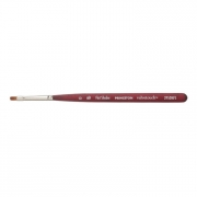 Princeton Velvetouch Series 3950 Mixed Media Brush 0 Mini Flat Shader