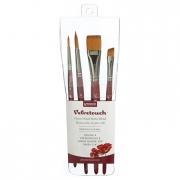 Velvetouch Professional 4pc Set