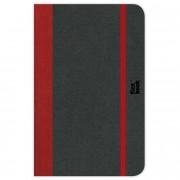 Prat Flexbook Ruled Notebook 6.75 x 9.50 Red