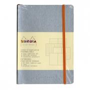 Rhodia Goalbook Dot A5 Silver