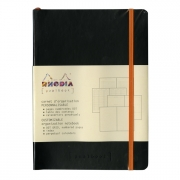 Rhodia Goalbook Dot A5 Black