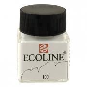 Ecoline Liquid Watercolor White 30ml