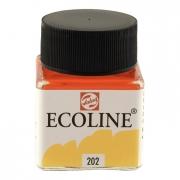 Ecoline Liquid Watercolor Deep Yellow 30ml