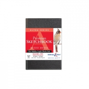 Stillman & Birn Alpha Hardbound Mixed Media Sketchbook 4 x 6