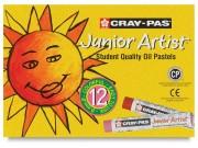 Cray-Pas Jr. Artist 12pk