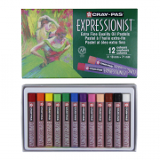 Cray-Pas Expressionist 12pk