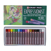 Cray-Pas Expressionist 16pk