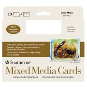 Strathmore Mixed Media #400 Greeting Cards 10 Pack