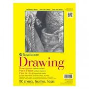 Draw 70# Med 14x17 Tape Bound 50sh