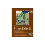 Mixed Media Pad 140# 15sh 9x12