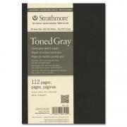 Art Journal Soft Cover Tone Gray 5.5X8