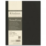 Art Journal Soft Cover Tone Gray 7.75x9.75