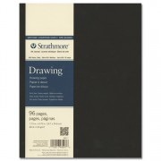 Art Journal Soft Cover Drawing 7.75x9.75