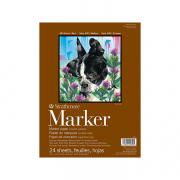 Strathmore Marker 400 9X12 24Sh